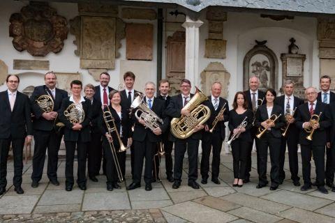 Diözesanblechbläser-Ensemble Passau - Foto: Peter Geins